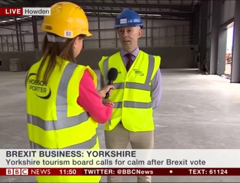 howden screenshot bbc