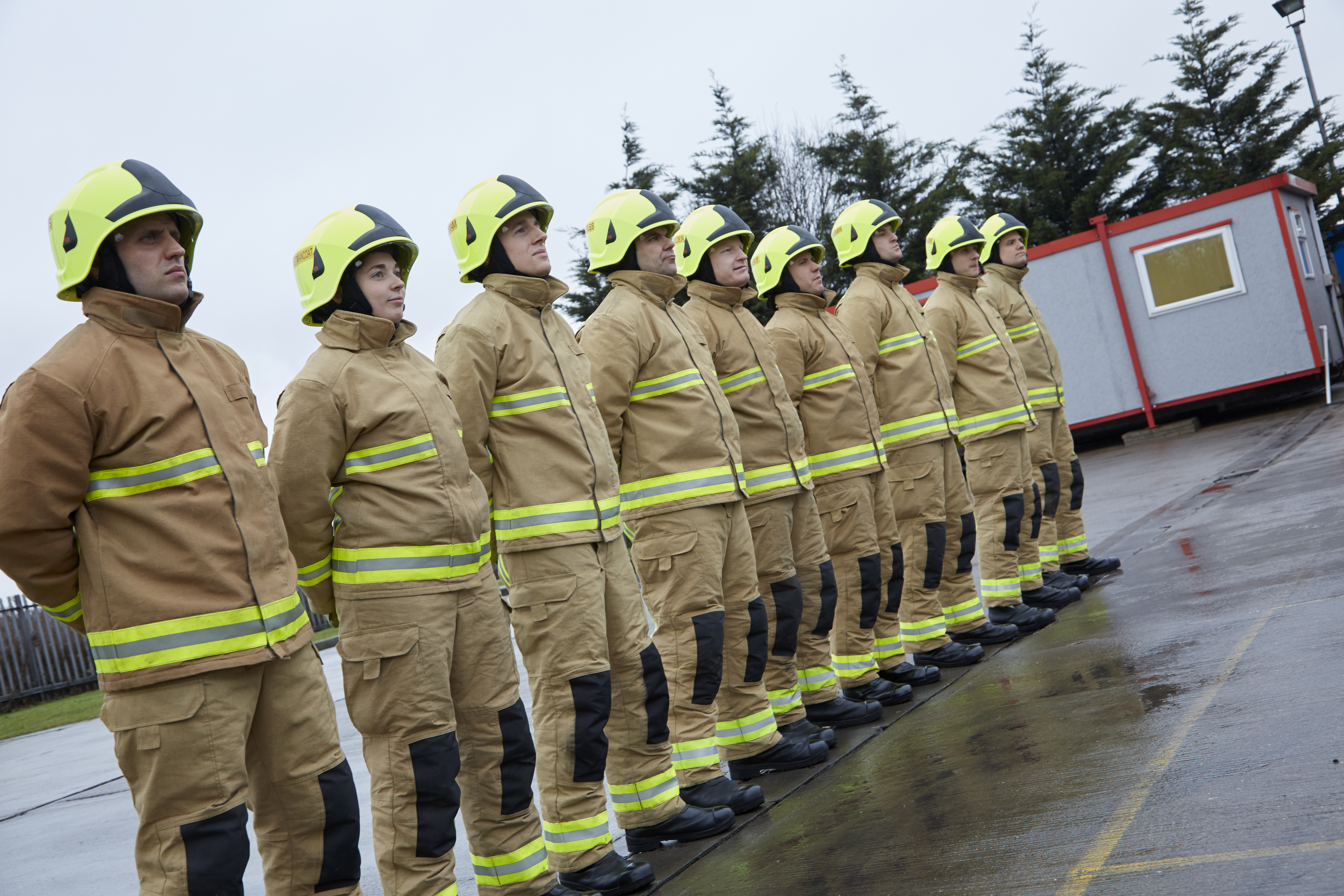 Pole Position For Humberside Fire & Rescue Services' New